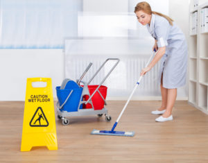 Cleaning Chores Best left To The Pros