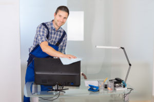 A Commercial Cleaning Service Company In Columbia Sc