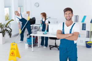 Columbia Cleaning Company